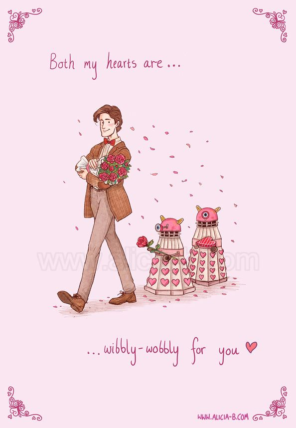 600 best Doctor Who images on Pinterest  Valentine day cards