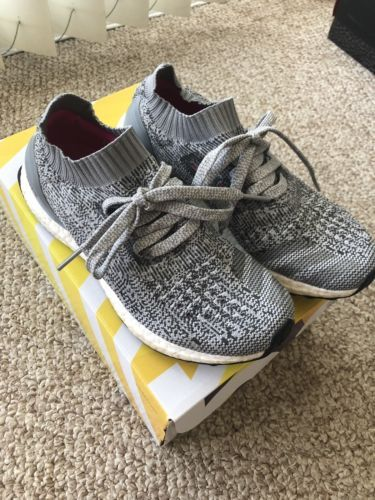 09549c07231 ADIDAS Ultra Boost Uncaged Women size 7 UB Ultraboost Gray ...