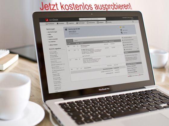 Das einfachste Online-Büro für Kleinunternehmen! Kundenverwaltung ● Angebote schreiben ● Rechnungen schreiben ● Rechnungsprogramm Online ● Online Fakturierungssoftware ● Mac Rechnungsprogramm ● Online-Lagersoftware ● Buchhaltungssoftware || http://www.kompetenzteam-europa.com/online-marktplatz/sevdesk-das-einfachste-b%C3%BCro-d-a-ch