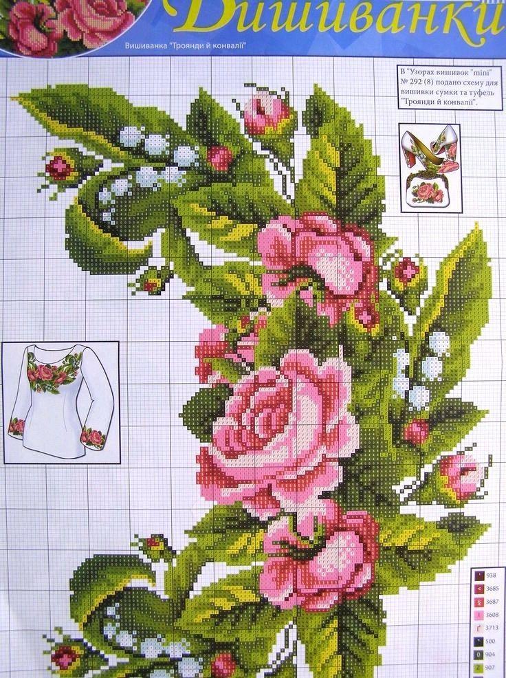 R$ 8,92 Used in Artesanato, Fios e materiais para costura, bordados, tricô e crochê, Ponto-cruz e hardanger