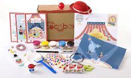 macocobox - Box d'activités pour enfants de 3 à 7 ans