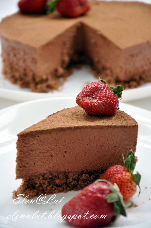 Что можно сказать про такой торт он ВОЛШЕБНЫЙ !!!!!!! Я никак не могу вовремя выкладывать рецепты. Этот торт я сделала еще не...