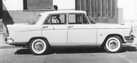 Siam Di Tella 1500 1962