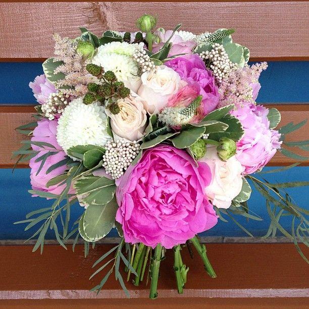 Букет для мамы http://www.lacybird.ru/ #flowers