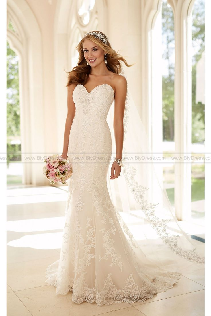 45 best best bridal gowns 2016 images on pinterest wedding stella york wedding dress style 6220 ombrellifo Choice Image