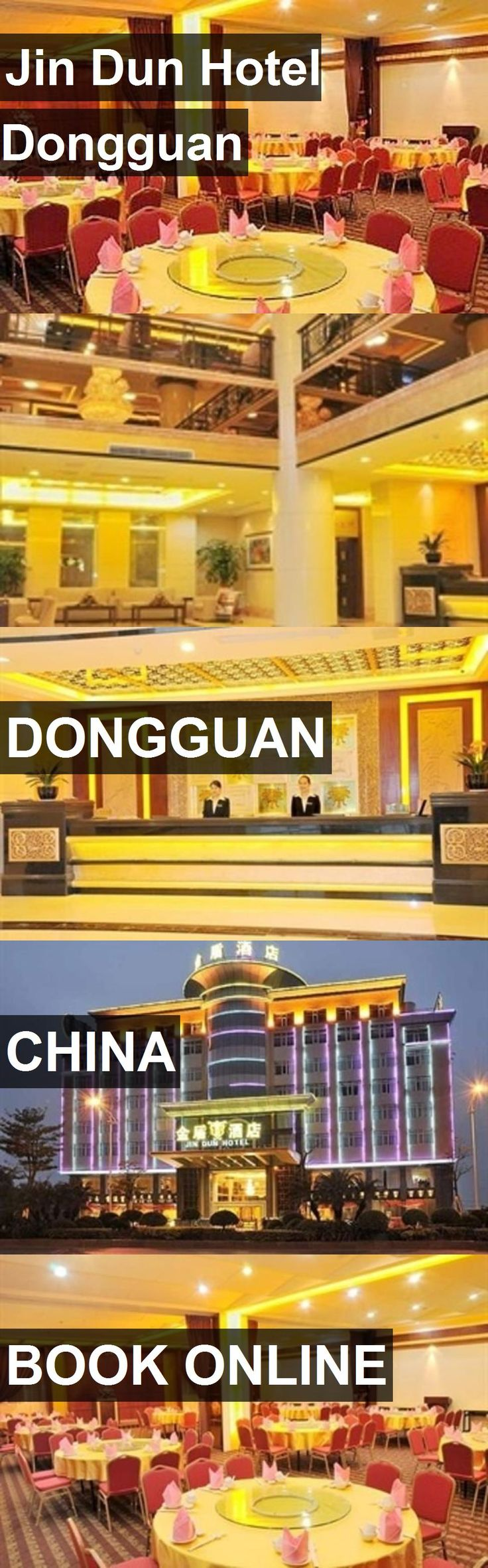 Jin Dun Hotel Dongguan in Dongguan, China. For more information, photos, reviews and best prices please follow the link. #China #Dongguan #travel #vacation #hotel