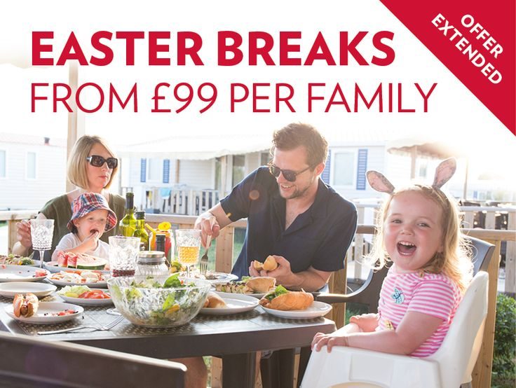 Al Fresco have extended their Easter Holiday Offer: 2 bedroom static caravans for 7 nights for £99 & £129 for 3 bedroom static caravans at 11 camping parks in France, Spain & Italy.