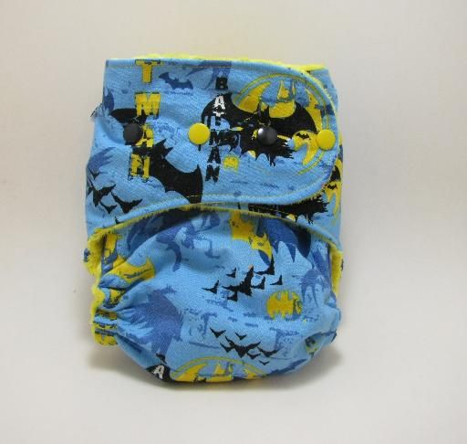 one of the cutest cloth diapers I've ever seen.