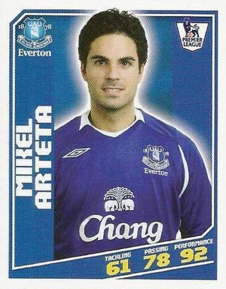Mikel Arteta, Everton 2008-09