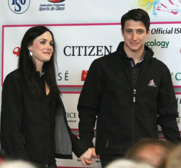 Hand holding while walking to the small medal ceremony -2012