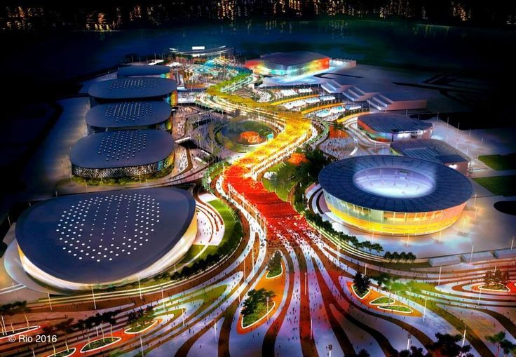Rio 2016.  Although we lost the chance in Chicago but it seems Rio will do magic next Olympic