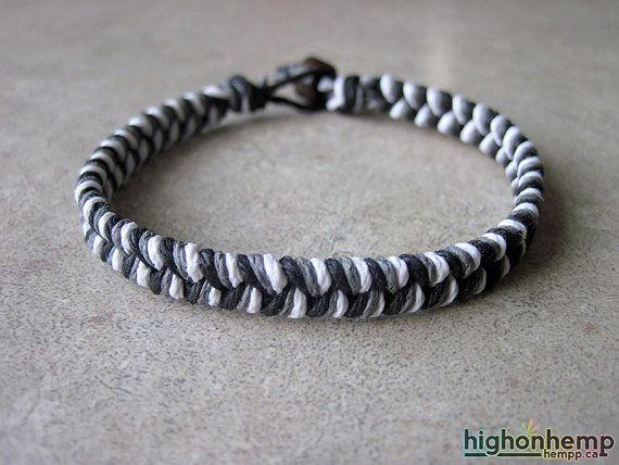 Neutral Bracelet Mens Bracelet Cord Bracelet Surfer Bracelet