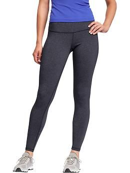 Let's start with the basics: clothing. Leggings are comfortable, versatile and non-restrictive--all definite musts when you're camping in the great outdoors.
