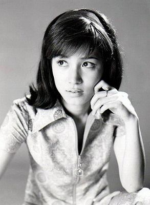 Maki Rei (牧れい) 1949-, Japanese Actress