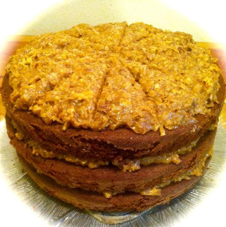 Best Coconut Cake In Santa Barbara
