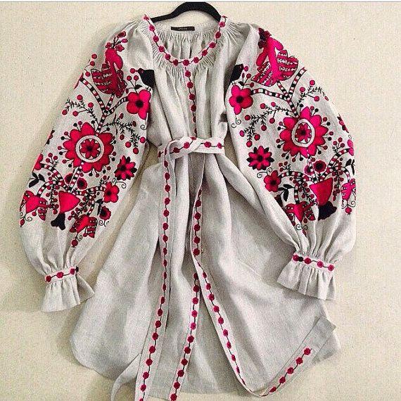 May 19 - Vyshyvanka (Embroidery) Day! by Olena Panasyuk on Etsy