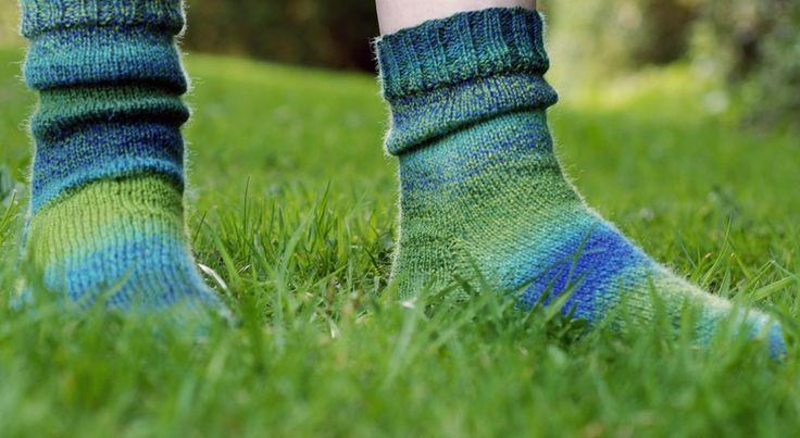 Zauberball socks #knitting