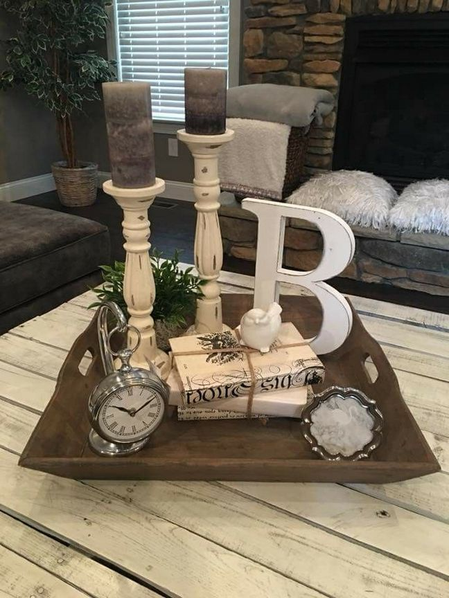 40 Surprising Facts About Farmhouse Coffee Table Decor Uncov In 2020 Farmhouse Coffee Table Decor Interior Design Kitchen Rustic Decor