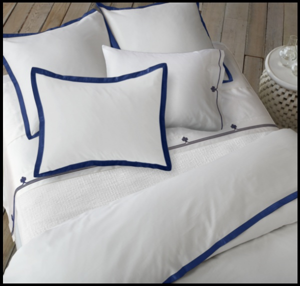 17 Best Images About Navy And White Bedding On Pinterest