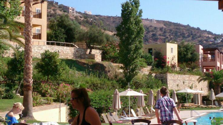 Candia Park; it feels like home... #Crete #familyholidays