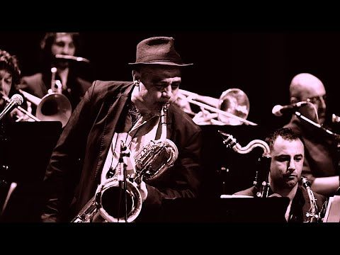 SKYLARK MOTIS CHAMORRO BIGBAND featuring JOAN CHAMORRO SAXO BARITONO