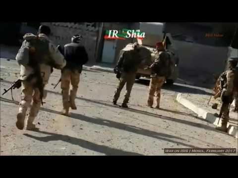 Guerra contra o ISIS no Iraque - Ofensiva de Mosul - Fevereiro de 2017