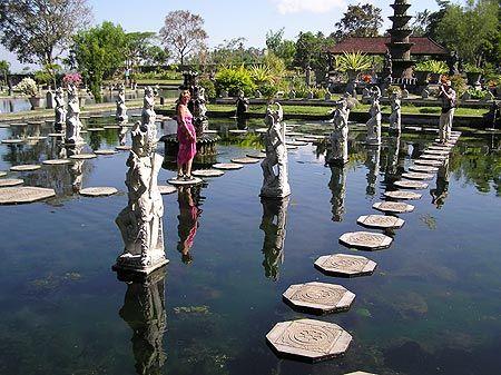 Bali Tirtagangga Indonésie