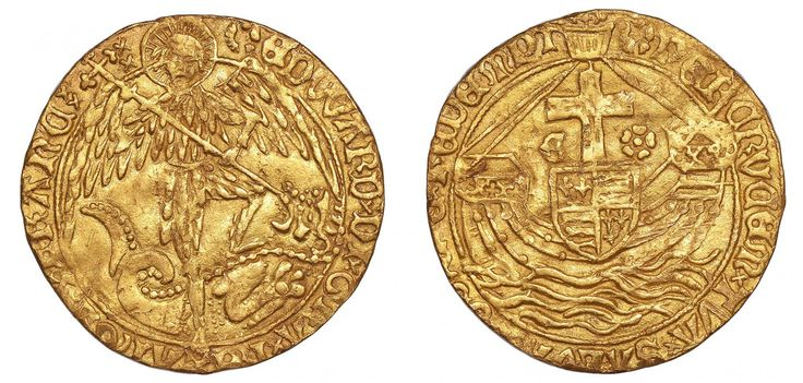 """A METAL detectorist has discovered an """"extremely rare"""" gold coin dating from the brief reign of Edward V, which is expected to fetch up to…"""
