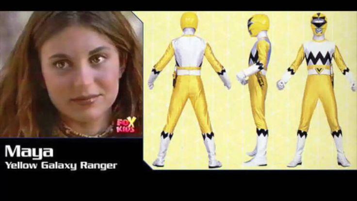 Power Ranger History 1993-2016~Power Rangers Top 10 Team Ups~Super Senta...