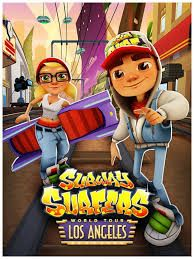 Download & play subway surfers Los Angeles On PC Windows xp/7/8/8.1. MAC OS Free