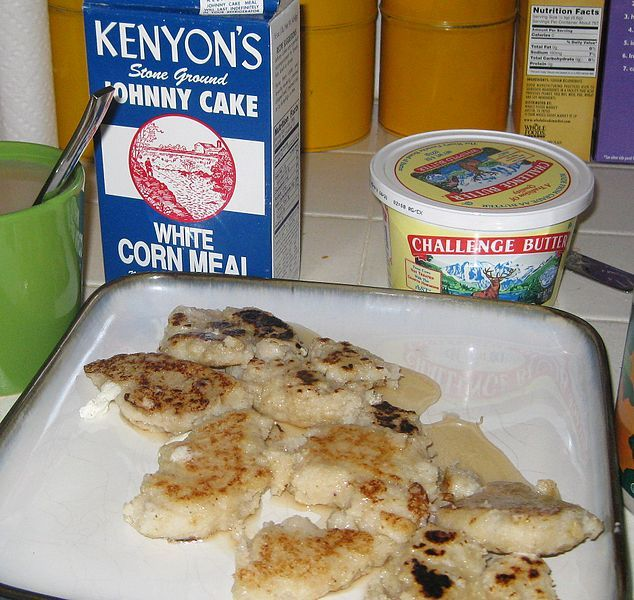 """After putting all the other ingredients together, this will be the result of making the """"Florida Johnnycake"""""""
