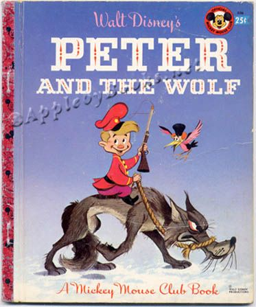 Picture No. 3  Peter and The Wolf