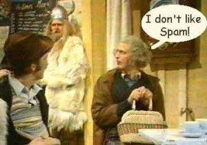 Monty Python Spam sketch
