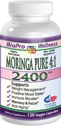 BioPro WellnessTM 100% Pure Moringa Oleifera Provides You with Ultimate Pure and Potent Superfood. All 9 Essential Amino Acids Isoleucine, Leucine, Lysine, Methionine, Phenylalanine, Threonine, Tryptophan, Valine, Arginine* Vitamins Vitamin A (Alpha and Beta-Carotene), B, B1, B2, B3, B5, B6, B12, C, D, E, K, Folate (Folic Acid), Biotin, and more* Minerals Calcium, Chloride, Chromium