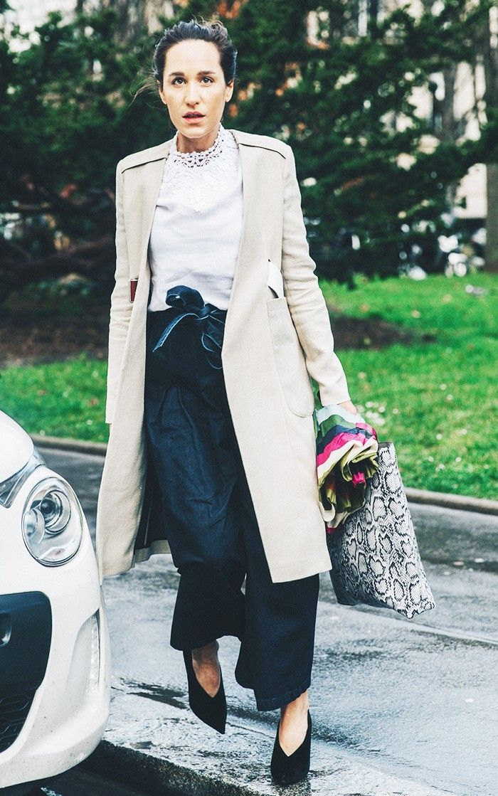 50 of the Coolest Outfit Ideas We've Seen in a Long Time via @WhoWhatWear #CoolestOutfitIdeas