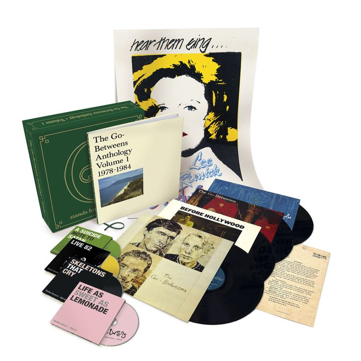 G Stands For Go-Betweens - Volume One Box Set | Domino Records