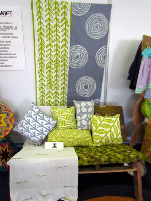 Swaziland International Trade Fair - Baobab Batik - stunning ...