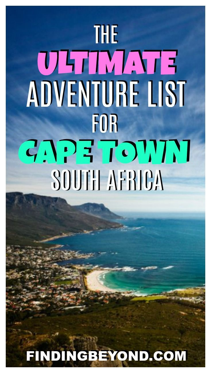 Looking for some adventure in Cape Town, South Africa? Check out or list of adventure sports and activities to keep you active during your stay in the city. | Best of South Africa | Explore South Africa | Explore Cape Town | Visit Cape Town | Travel tips for South Africa | Backpacking South Africa | What to do in Cape Town | Top Places To Visit In South Africa | Where to go in South Africa | Highlights of Cape Town