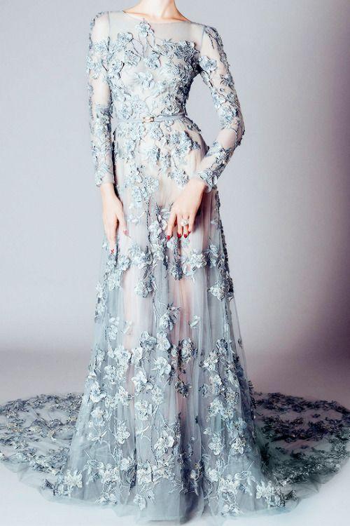 fashion-runways: ALFAZAIRY Couture Fall/Winter 2015