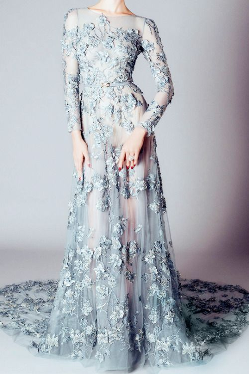 fashion-runways: ALFAZAIRY Couture Fall/Winter 2015