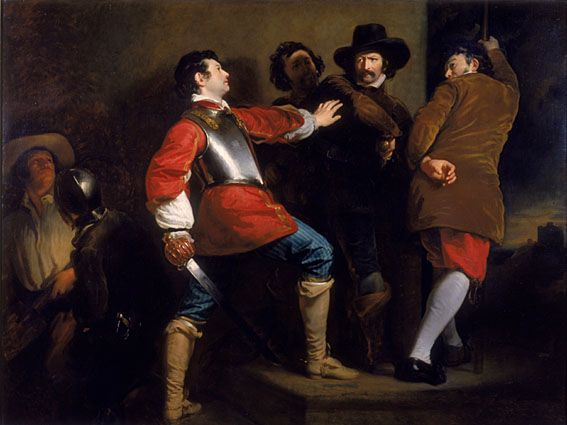 Guy fawkes henry perronet briggs - Conspiration des poudres — Wikipédia