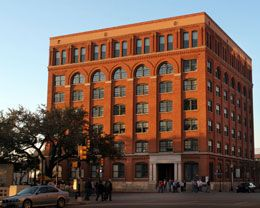 Dealey Plaza Cell Phone Walking Tour