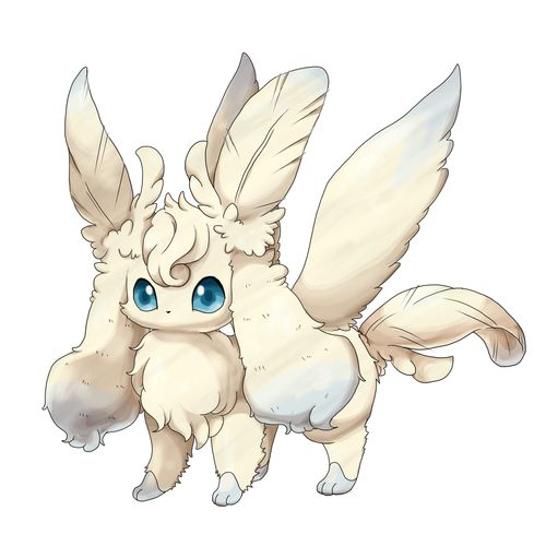 17 Best images about eevee fakemon evolutions on Pinterest ...
