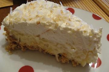 fav recipe for coconut cream pie