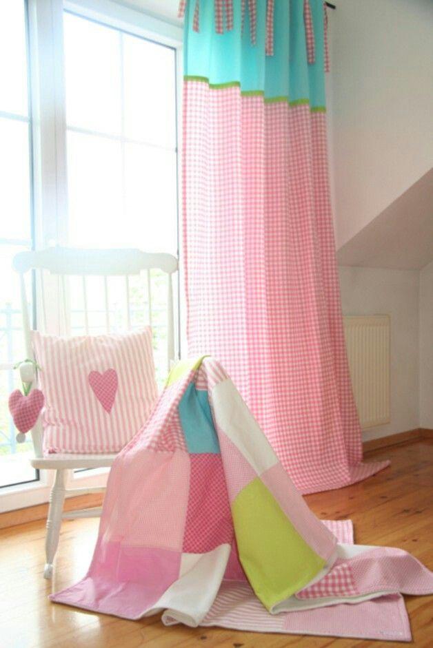 54 best Leni Kinderzimmer images on Pinterest Child room, Play - küchengardinen mit schlaufen