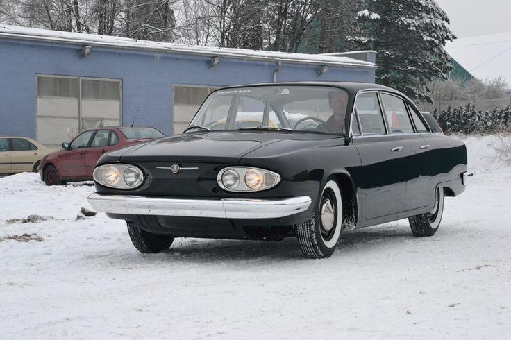 Tatra T603A