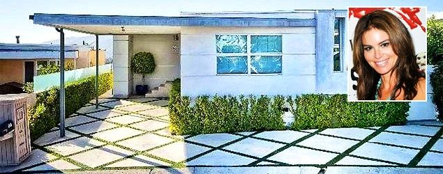 $2 million mobile home owned by Betsy Russell, who is shown here on October 9, 2011, in Burbank, California..Check out this home!