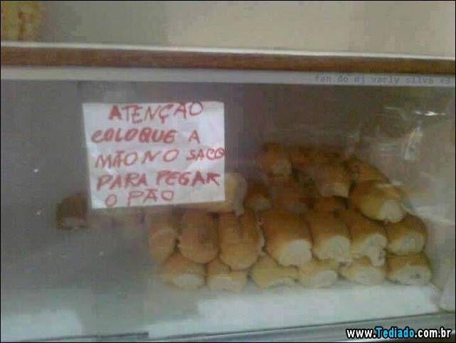 Veja 20 avisos, nas ruas do Brasil, que vão fazer a maior confusão na sua cabeça.