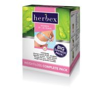 Herbex -  Weight-Loss Complete Pack for Women 20-40 Years