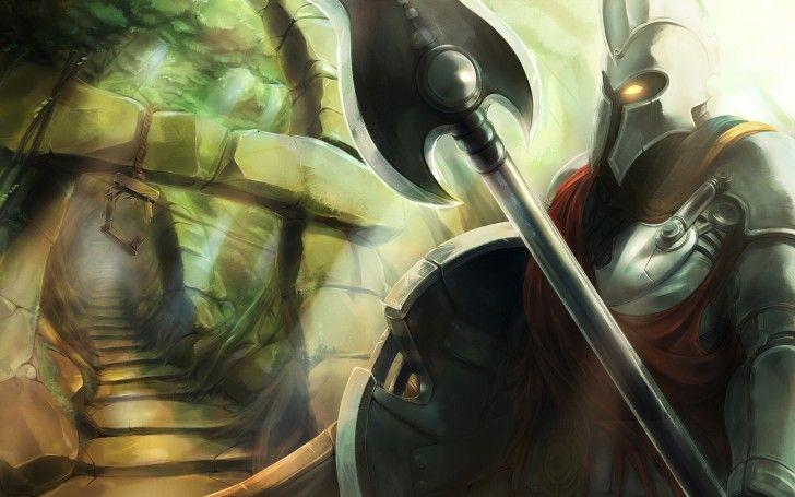 Pantheon League of Legends 2v